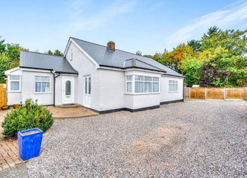 Thumbnail 4 bed detached bungalow for sale in Ampthill Road, Houghton Conquest, Bedford