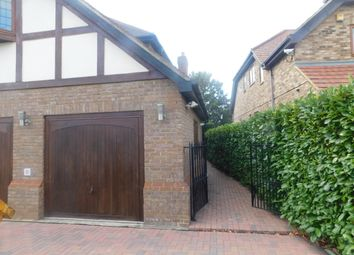 Thumbnail 1 bed flat to rent in Welley Road, Wraysbury, Wraysbury, Berkshire