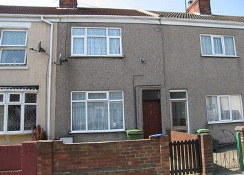 Thumbnail 3 bed terraced house to rent in Ladysmith Road, Grimsby