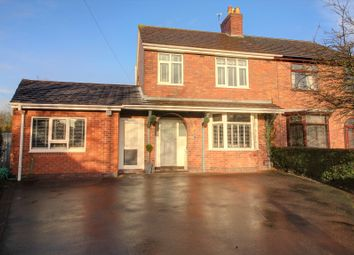 4 bed semi-detached house for sale in Markfield Road, Ratby, Leicester LE6
