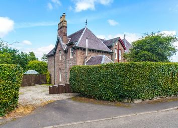 Thumbnail 4 bed semi-detached house for sale in Queensferry Road, Muthill
