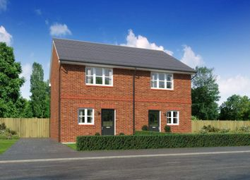 "Thumbnail 3 bed mews house for sale in ""Aston"" at Padgbury Lane, Congleton"