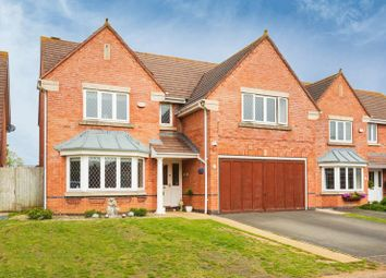 Thumbnail 4 bed detached house for sale in Primrose Drive, Bicester