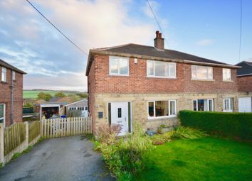 Thumbnail 3 bed semi-detached house for sale in Wellhouse Lane, Penistone, Sheffield