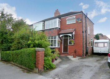 Thumbnail 3 bed semi-detached house for sale in Ross Avenue, Davenport, Stockport, Cheshire