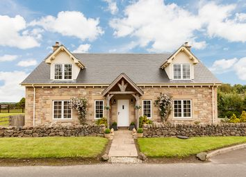 Thumbnail 4 bed cottage for sale in The Old Orchard, Lanton, Jedburgh, Roxburghshire