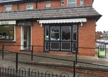 Thumbnail Restaurant/cafe for sale in 23 Chester Road, Wrexham