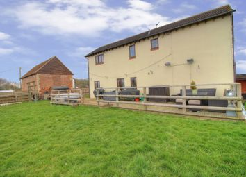Thumbnail 4 bed detached house for sale in Oxford Road, Tiddington, Thame