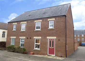 Thumbnail 3 bedroom semi-detached house for sale in Granica Close, Haydon End, Swindon, Wiltshire