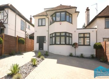 Thumbnail 5 bedroom detached house for sale in Wickliffe Avenue, Finchley, London