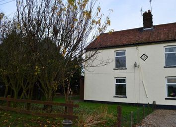 Thumbnail 3 bed semi-detached house to rent in Halvergate Road, Reedham, Norwich