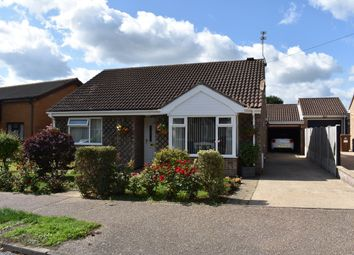 Thumbnail 2 bed detached bungalow for sale in Potters Drive, Hopton, Great Yarmouth, Norfolk