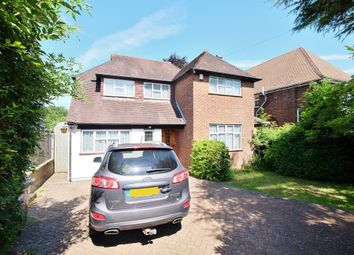 Thumbnail 4 bed detached house for sale in Windsor Drive, Chelsfield, Orpington