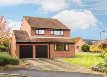 Thumbnail 4 bed detached house for sale in Lang Road, Bishopthorpe, York