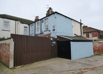 Thumbnail 2 bed terraced house for sale in Queen Street, Withernsea