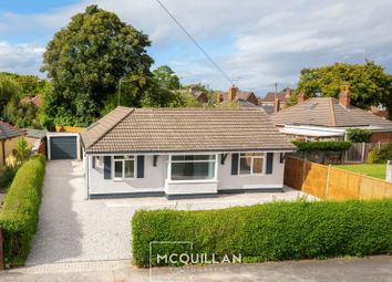 Thumbnail Detached bungalow for sale in Hillside Road, Blacon, Chester