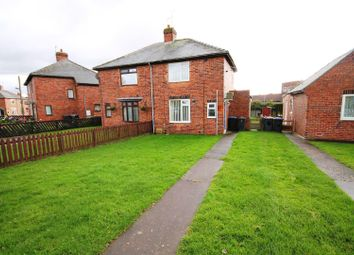 Thumbnail 2 bed semi-detached house for sale in Morley Crescent, Kelloe, Durham