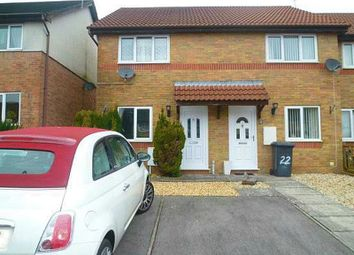 Thumbnail 2 bed terraced house to rent in Brynonnen Court, Henllys, Cwmbran