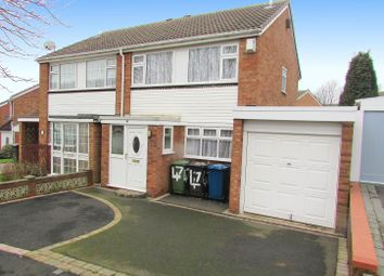 Thumbnail 3 bed semi-detached house to rent in Jowett, Tamworth, Staffordshire