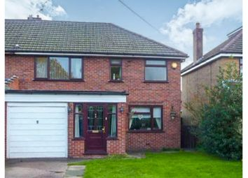Thumbnail 3 bed semi-detached house for sale in Townfield Lane, Northwich