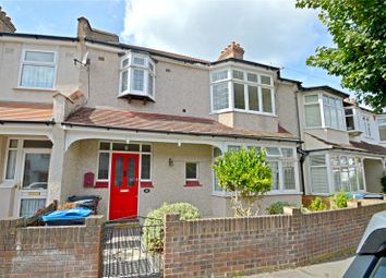 Thumbnail 3 bed terraced house for sale in Addiscombe Avenue, Addiscombe, Croydon