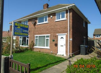 Thumbnail 3 bed semi-detached house to rent in Westminster Crescent, Intake, Doncaster