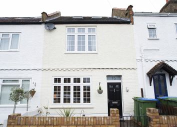 Thumbnail 3 bedroom terraced house for sale in Kings Road, Long Ditton, Surbiton