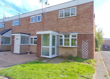 Thumbnail 2 bedroom end terrace house for sale in Tompstone Road, West Bromwich, West Midlands