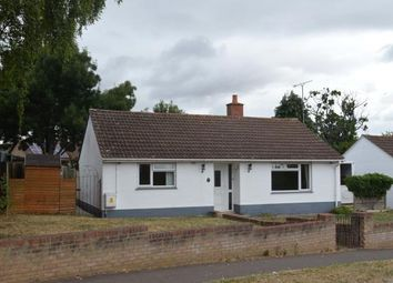 Thumbnail 2 bed detached bungalow for sale in St. Michaels Crescent, Taunton, Somerset