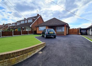 Thumbnail 3 bed bungalow to rent in Katina Gardiners Lane North, Crays Hill, Billericay
