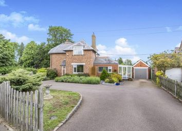 Thumbnail 3 bed detached house for sale in Uppingham Road, East Norton, Leicestershire