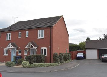 Thumbnail 2 bed end terrace house for sale in Furrowfield Park, Tewkesbury