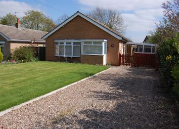 Thumbnail 3 bed detached bungalow to rent in Park Avenue, Allington, Grantham