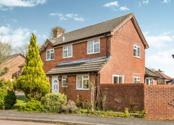 Thumbnail 5 bed detached house for sale in Gillingham Close, Kings Worthy, Winchester