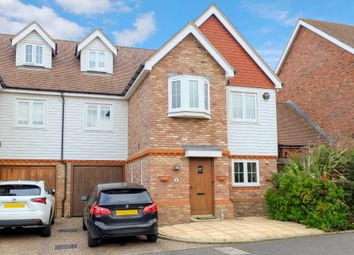 Thumbnail 5 bed semi-detached house for sale in Abbey Close, Orpington