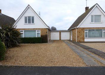 Thumbnail 3 bed bungalow for sale in Milton Drive, Leverington, Wisbech