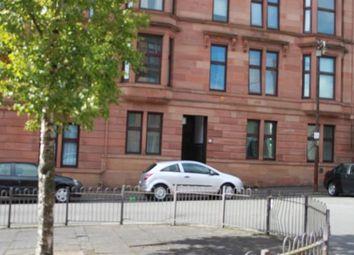 Thumbnail 1 bedroom flat to rent in Leyden Gardens, Glasgow