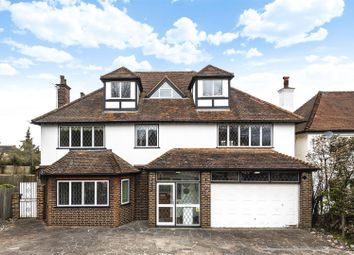Thumbnail 7 bed detached house for sale in Champneys Close, Cheam, Sutton