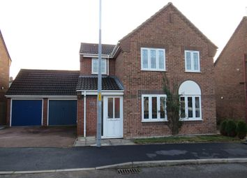 Thumbnail 3 bed detached house for sale in St. Marys Grove, Sprowston, Norwich