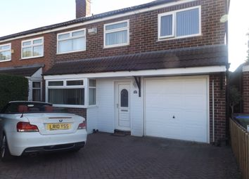 Thumbnail 4 bed semi-detached house for sale in 37 Vicarage Road, Ashton-Under-Lyne