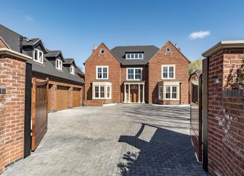 Thumbnail 6 bedroom detached house for sale in Chessetts Wood Road, Lapworth, Solihull