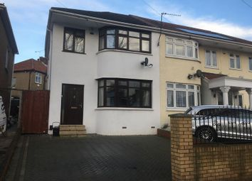 Thumbnail 3 bed semi-detached house for sale in Turner Road, Edgware