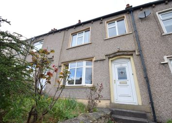 Thumbnail 3 bed terraced house for sale in Oakworth Road, Keighley