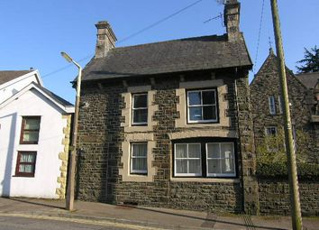 Thumbnail 1 bed cottage to rent in Tyfica Road, Graigwen, Pontypridd