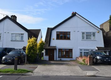 Thumbnail 3 bed end terrace house for sale in Chantry Road, Chessington