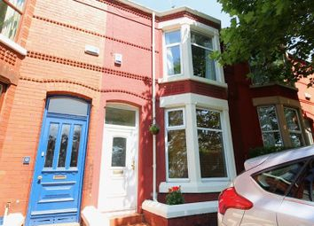 Thumbnail 3 bed terraced house for sale in Elmswood Road, Aigburth, Liverpool