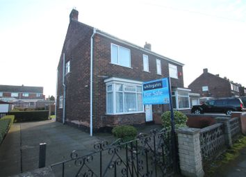 Thumbnail 3 bed semi-detached house to rent in Neville Road, Scunthorpe, North Lincolnshire