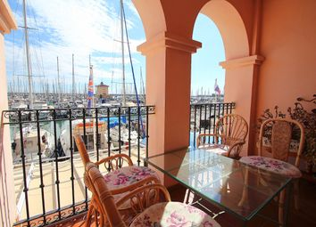 Thumbnail 1 bed apartment for sale in Marina Internacional, Torrevieja, Alicante, Valencia, Spain