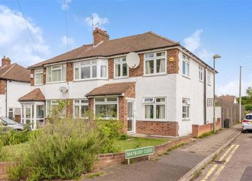 Thumbnail 4 bed semi-detached house for sale in Frankswood Avenue, Petts Wood, Kent
