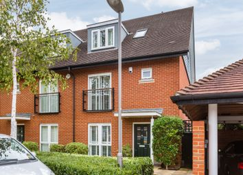 Thumbnail 3 bed end terrace house for sale in Mockford Mews, Redhill